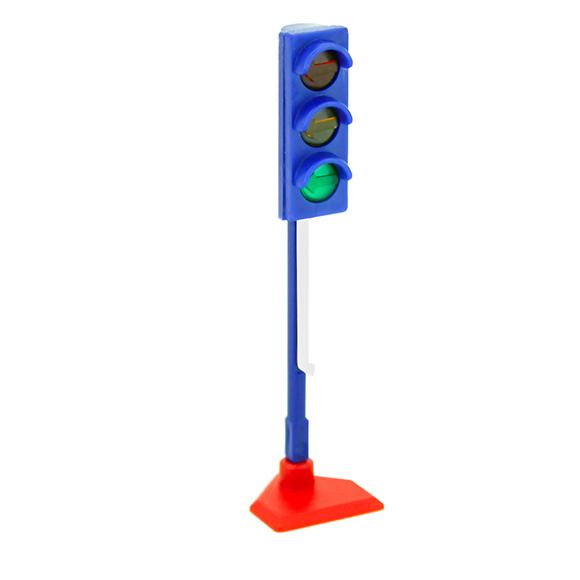 Μπλε σηματοδότης- Αριστερής κατεύθυνσης