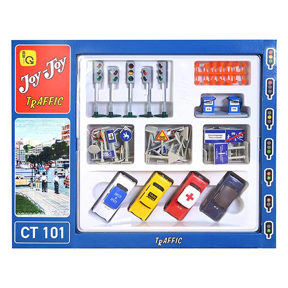 City 101- Σετ Joy-Τoy