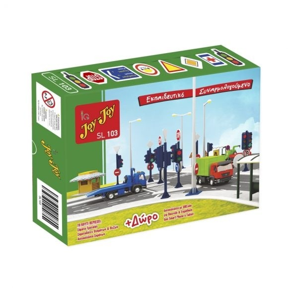 Joy- Toy Fountain Set SL103