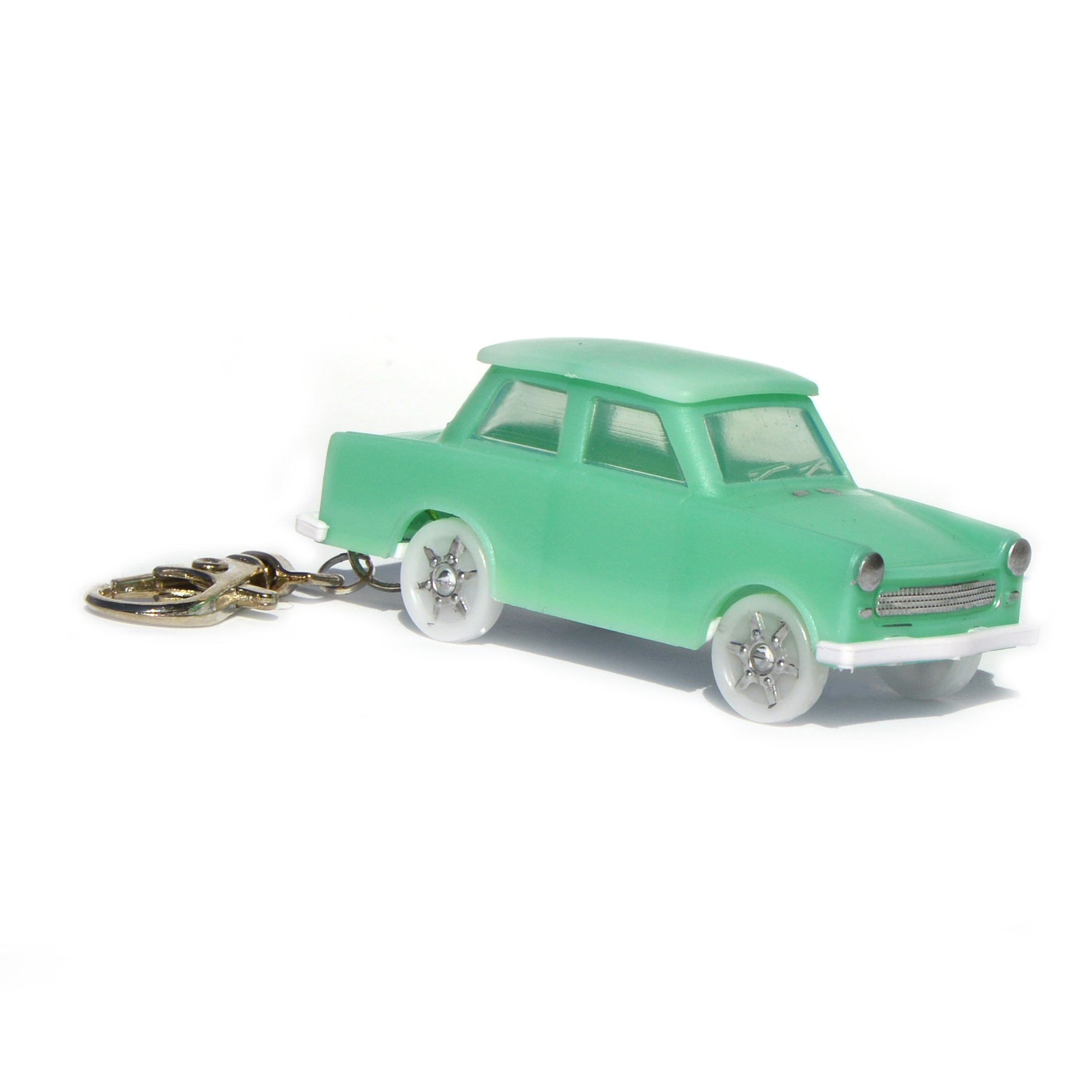 Light mint keychain